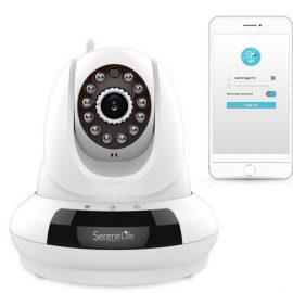 SereneLife IPCAMHD62: 720P Wireless Camera