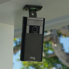 Ring Stick Up Cam for Outside
