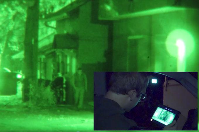 Ecliptus Military Grade Night Vision Gopro Hero 4 Spy