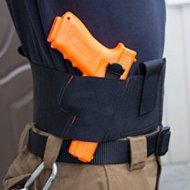 Belly Gun Holster for Concealed Carry Weapons
