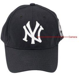 Toughsty HD Hidden Camera Sport Hat
