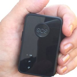 Sentry Portable GPS Tracker for Cars