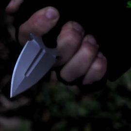 Schrade SCHF54 Covert Push Dagger