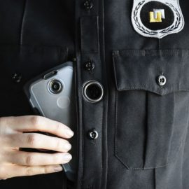 BodyWorn Smart Police Body Camera