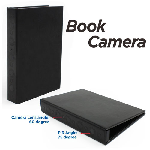 Conbrov-DV9-HD-Book-Camera