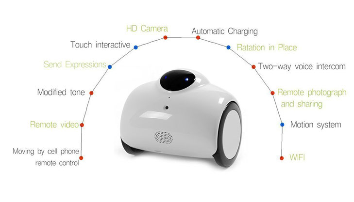 Ranababy-Automatic-Home-Robot
