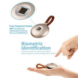 Umi 32G USB Flash Drive with Biometric Fingerprint Reader