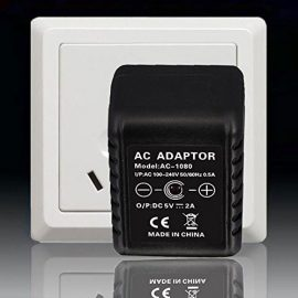 Ctronics Hidden Spy Camera AC Power Adapter