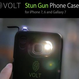 VOLT Smartphone Case with Stun Gun