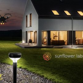 Sunflower Home Security: Using a Drone To Monitor Your Property