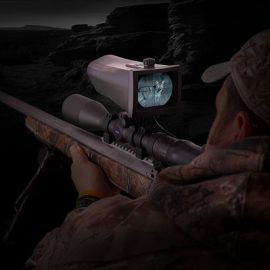 NiteSite Eagle: Night Vision for Hunting