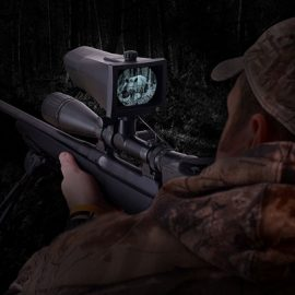 NiteSite WolfRTEK Night Vision for Your Rifle