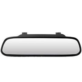 Secure Guard Car Rear View Mirror Spy Camera