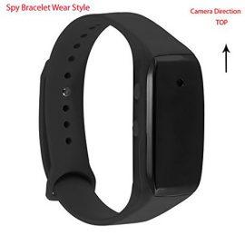 Eoqo 1080P Bracelet Spy Camera