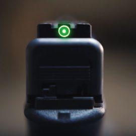 FT Bullseye Micro Optic Pistol Sight