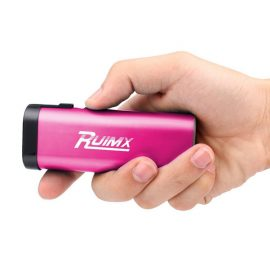 RUIMX USB Rechargeable Stun Gun / Power Bank