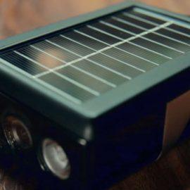 Solar Cam Security Camera