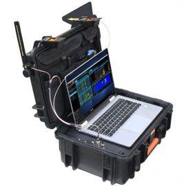 Delta X 100/6 Spectrum Analyzer System: Find Hidden Surveillance Devices
