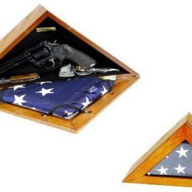 HandGun Concealment Flag Box