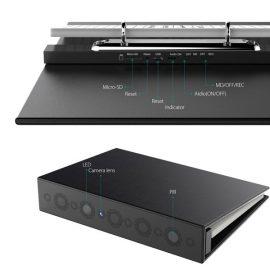 Conbrov HD Book Camera