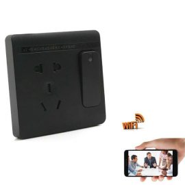 EOVAS HD 1080P WiFi Outlet Camera