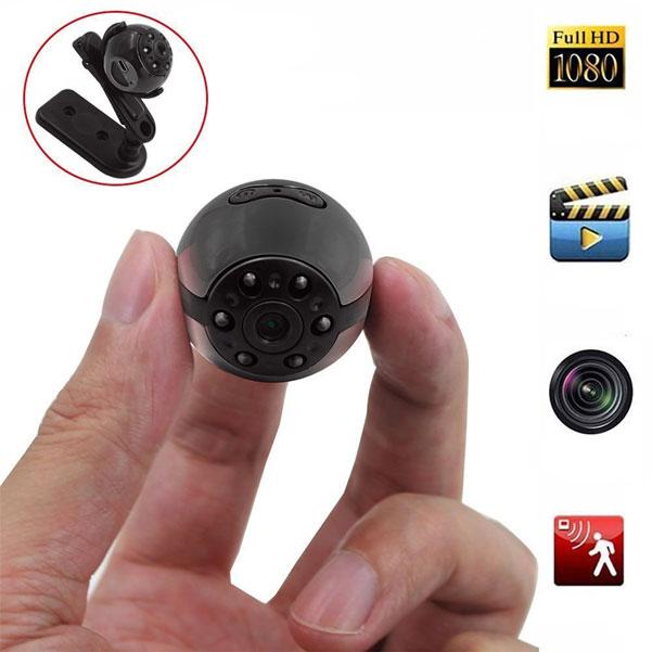 Heymoko Round Spy Hidden Camera Spy Goodies