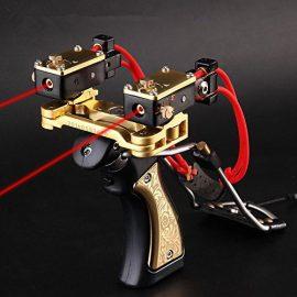 Assolar SS-42 Slingshot with Laser Sight