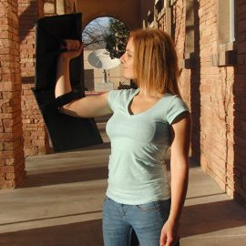 Novel Carry-on Bulletproof Shield for Active Shooter Scenarios