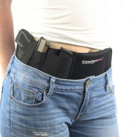 ComfortTac Belly Band Holster for Concealed Carry
