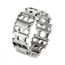 Stainless Steel Multitool Bracelet