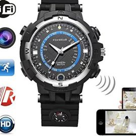 WiFi Hidden Camera Sports Watch
