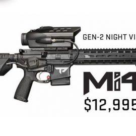 Mi4S Intelligent Suppressed Rifle