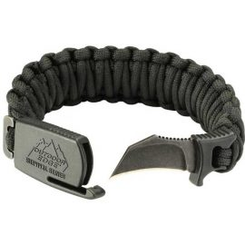 Para-Claw Paracord Knife Survival Bracelet