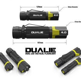 Dualie Tactical Flashlight 2.0
