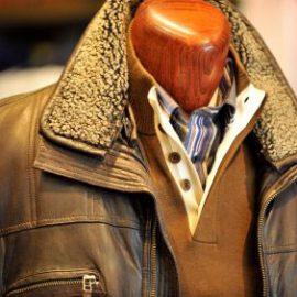 KUYOSHI Bulletproof Leather Jacket
