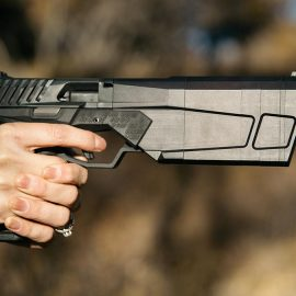 Maxim 9 Integrally Suppressed 9mm Handgun