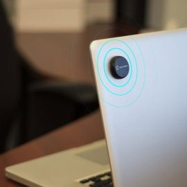 Bluvision Tamper-proof Bluetooth Beacon