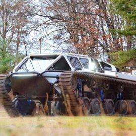 Ripsaw EV3 – F4 Personal Tank