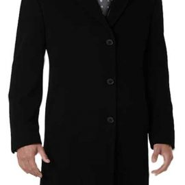 BulletBlocker NIJ IIIA Bulletproof Wool Topcoat