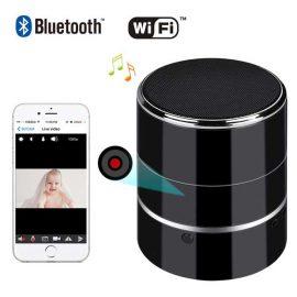 Bluetooth Music Player with Hidden Camera