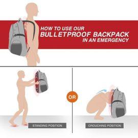 ProShield 2 Bulletproof Backpack