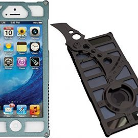 Mantis AP1 iPhone Case with Knife, Bottle Opener