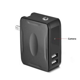 Spy Cam In a Dual Phone Charger