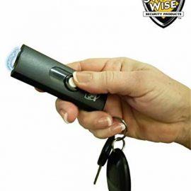 Streetwise USB 22m-Volt Keychain Stun Gun