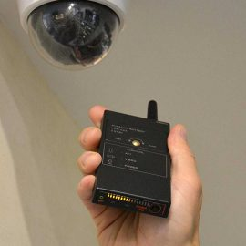 iProtect RF Wireless Signal Detector DD12031
