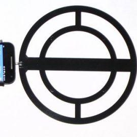 AKYOR CSP86 Smartphone-based Metal Detector