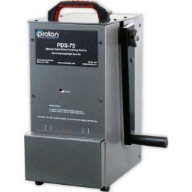 Proton PDS-75 Manual Hard Drive Crusher