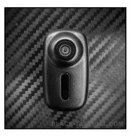 Black Stealth Pro Body Camera
