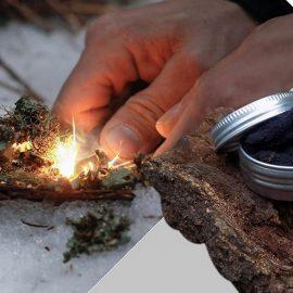 KonvoySG Carbon Steel Firestarter
