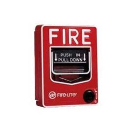 SecureGuard Fire Alarm Pull Station Spy Camera
